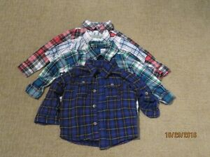Baby Boy Size 24 Months Shirts