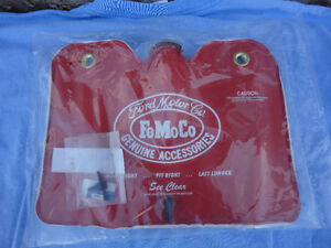1961 1962 1963 FORD THUNDERBIRD Windshield Washer Bag NEW REPRO