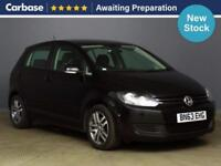 2013 VOLKSWAGEN GOLF PLUS 1.6 TDI 105 BlueMotion SE 5dr MPV 5 Seats