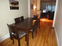 Very large and Beautiful 2 Bedroom Apt, Downtown, Sept 1st!!
