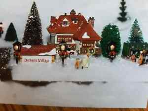 Department 56 Dickens Christmas VIllage Strathcona County Edmonton Area image 1