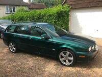 Jaguar X-TYPE 2.2D DPF auto 2009MY Sovereign