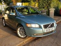 Volvo S40 2.0D 2008MY SE Lux with FULL HEATED LEATHER SEATS!