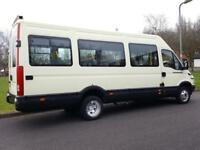 IVECO DAILY 45C13 (2005) 2.8 TD LWB 17 SEATER MINIBUS TWIN WHEELS