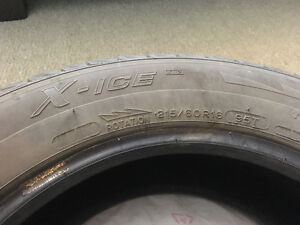 16 inches Michelin Winter Tires for Nissan Altima