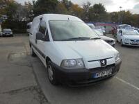 2004 Peugeot Expert 1.9D