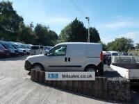 Vauxhall Combo 2300 L1h1 Cdti S/S Ecoflex Panel Van 1.2 Manual Diesel