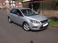 CHEAP!!! 2009 FORD FOCUS 1.6 ZETEC SILVER