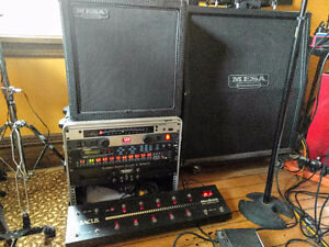 Mesa Boogie Amp Gear. Rack Petrucci Dream Theater