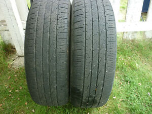 2 - 17IN. FIRESTONE DESTINATION LE2 TIRES P245/70R17 St. John's Newfoundland image 2
