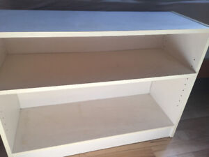 Sturdy White Shelves