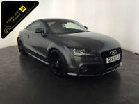 2013 AUDI TT S LINE TFSI COUPE 160 BHP AUDI SERVICE HISTORY FINANCE PX WELCOME