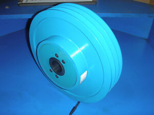 """CENTRIFUGAL CLUTCH HEAVY DUTY 3 GROOVE 12"""" LARGE DIAMETER 35 HP Prince George British Columbia image 1"""