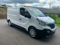 2017 Renault Trafic 1.6DCI 120 L1 H1 SWB FRIDGE WITH OVER NIGHT STANDBY Refriger