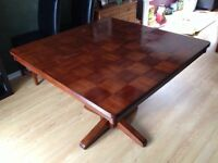 Pub Height Dining Table