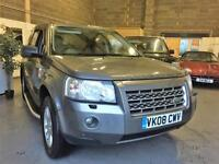 2008 08 LandRover Freelander 2 XS 6 Speed,Tow Bar