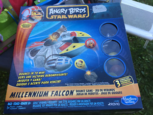 Angry Bird Star Wars Games