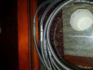 Cable haute fidélité awg 12 (paire)
