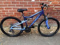 Ladies Mountain bike (free local delivery)
