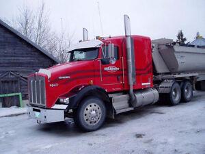 2006 Kenworth T-800
