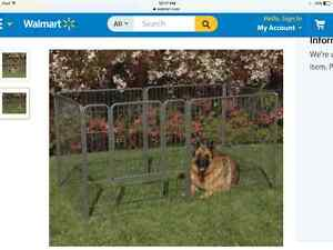 Wanted: Court Yard Kennel Panels