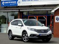 2013 13 HONDA CR-V 2.2 I-DTEC EX 4X4 (150) * LEATHER NAV * DIESEL