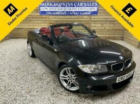 image for 2011 BMW 1 Series 2.0 118I M SPORT 2d 141 BHP Convertible Petrol Manual
