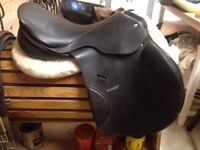Passier jumping saddle