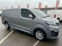2019 Vauxhall Vivaro L2 3100 2.0d 120PS Sportive H1 Van Panel Van Diesel Manual