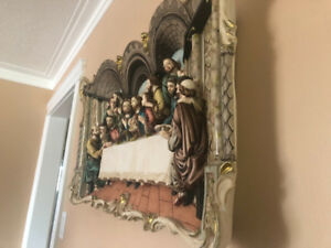 Last supper 3D picture