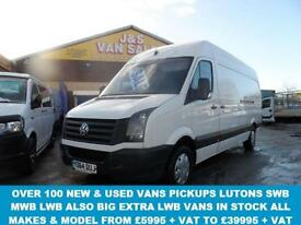 VAN CR35 TDI H/R L.W.B LATE 2014 64 REG 1 LEASE OWNER