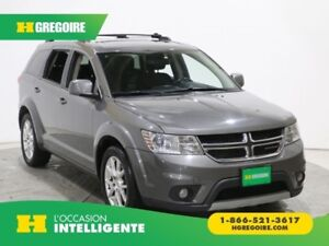 2013 Dodge Journey Crew 7 PASSAGERS TOIT MAGS BLUETOOTH