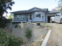 extensive renovations on fabulous one bedroom house in Peachland
