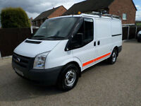 2010 Ford Transit 140 T330 Workshop Van, 4X4 Utility Vehicle, ALL WHEEL DRIVE