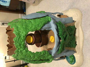 JAKE AND T HE NEVER LAND PIRATES (( 6 TOYS MINT )) FULL SET RARE