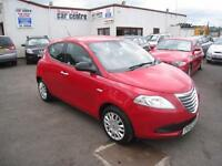 Chrysler Ypsilon 1.2S ( 69 bhp ) ( s/s ) 5dr. 12 Months MOT. £30 Road Tax