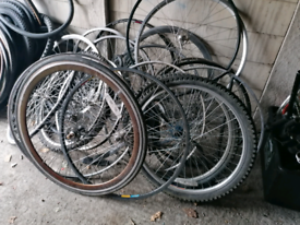 Wheels joblot