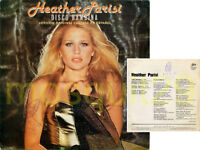 Heather Parisi ,disco Bambina, Raro 45giri Promo In Spagnolo - Italo - heath - ebay.it