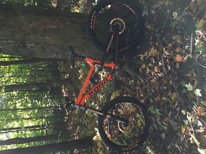 2015 kona precept 200 downhill bike for sale