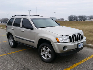 Safety & Emission Tested!  2007 Jeep Grand Cherokee!