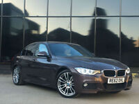 2013 BMW 320d 2.0TD M Sport auto + individual finance available px welecome