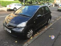 Toyota Aygo 1.0 5 door 2007 56 plate not micra