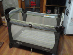 GRACO/PACK&PLAY & ACCESSORIES