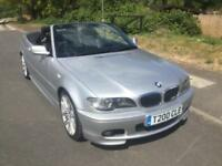 2006 BMW 3 SERIES 330 CD SPORT CONVERTIBLE