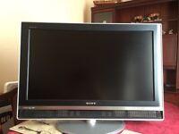 """Sony Bravia KDL-V32A12U 32"""" HD 1080 built in freeview"""