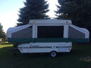 Viking Tent Trailer (Free outdoor winter storage until spring)