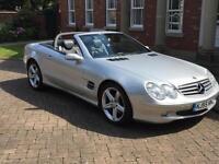 2005 Mercedes-Benz 3724cc 350 SL Convertible Petrol 5 Speed Automatic