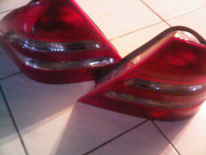 2004 Mercedes Benz C230k New condition Taillights