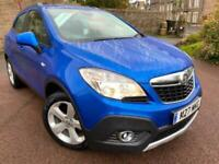 2013(63) VAUXHALL MOKKA 1.7 CDTI EXCLUSIVE 4X4 S/S-NEW TYRES-NEW TIMING BELT.