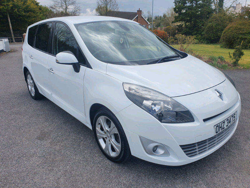 Renault grand scenic 7 seater dynamique